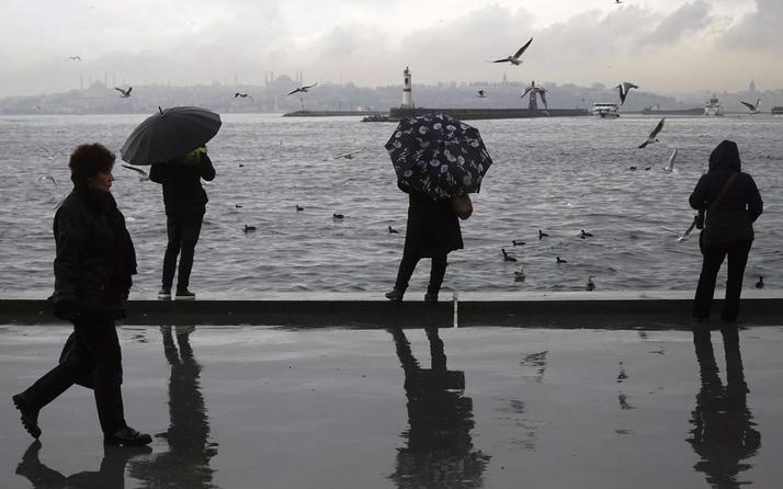 Bu saate dikkat! Meteoroloji'den İstanbul'a 'Sarı' uyarı
