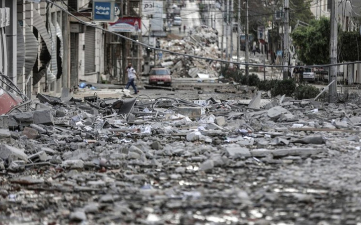 Filistin'den BM'ye çağrı: İsrail'in işlediği suçları durdurun