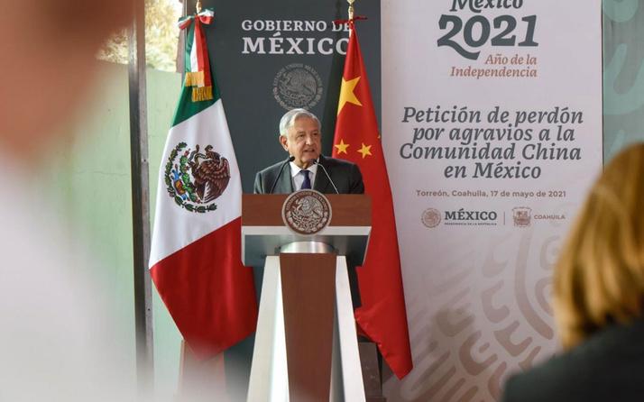 Meksika Devlet Başkanı Obrador 1911'de öldürülen Çinliler için özür diledi