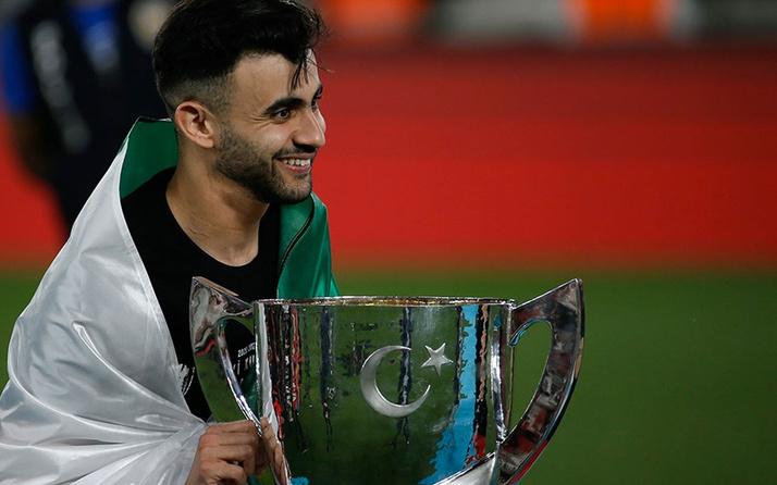 Beşiktaşlı Rachid Ghezzal'den transfer açıklaması