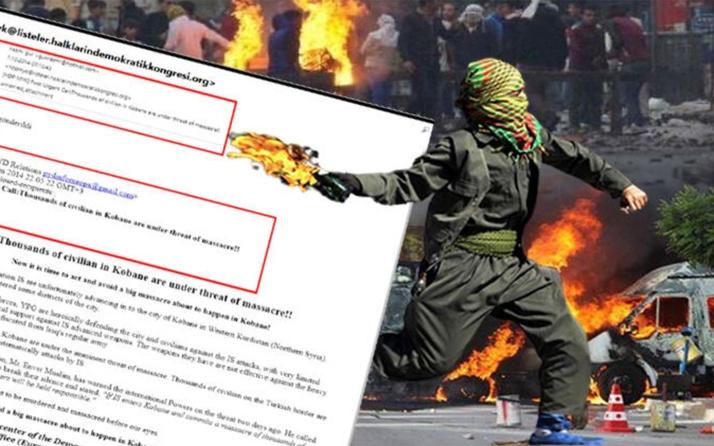 HDP'li Bircan Yorulmaz'ın bilgisayarında çıktı... Kobani olayları talimatını PYD vermiş!