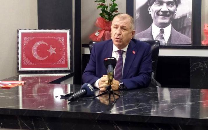 İYİ Parti'den istifa eden Ümit Özdağ yeni parti için tarih verdi