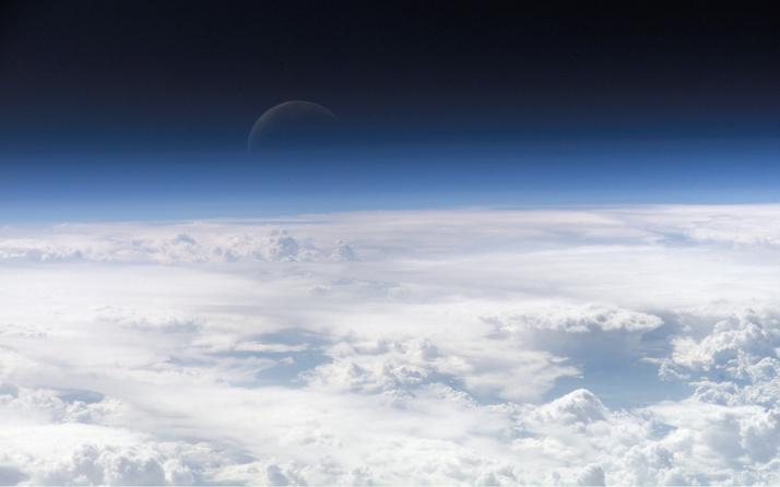 Bilim insanlarından korkutucu açıklama: Atmosfer küçülüyor