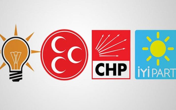 Memleket Partisi ile birlikte Türkiye'deki siyasi parti sayısı 107'ye yükseldi! En fazla üye AK Parti'de