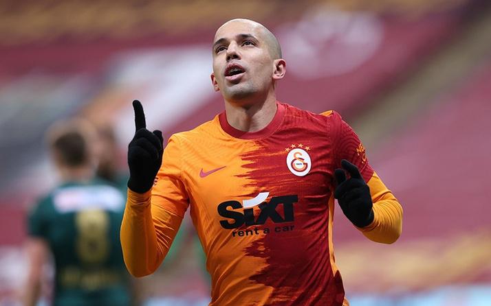 Feghouli'ye talip çıktı: 3 yıllık sözleşme teklifi