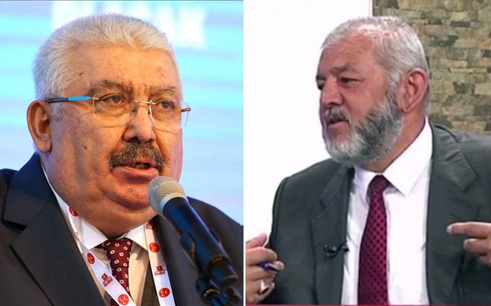 MHP'den Saadet Partisi GİK üyesi Lütfi Yalman'ın Bahçeli iddiasına sert tepki