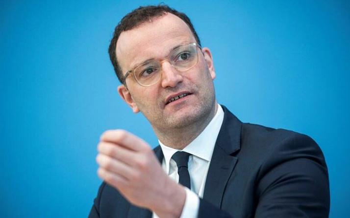 Alman Sağlık Bakanı, salgının suçunu Türkiye'ye attı! 'Covid-19'un yarısı Türkiye'den geldi'