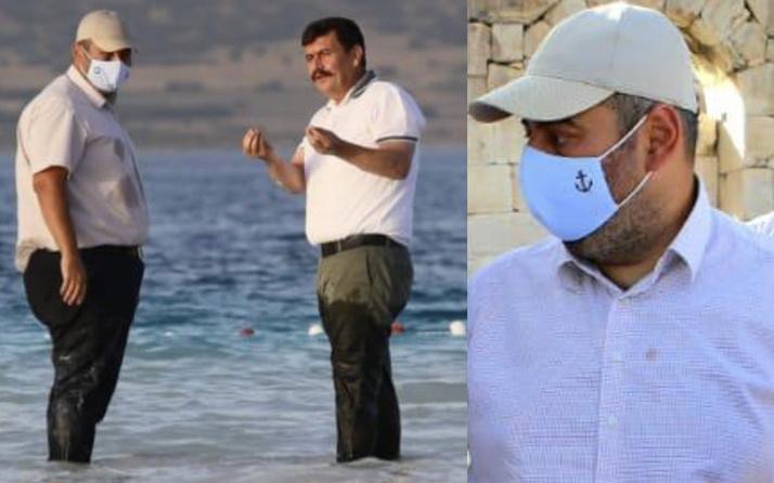 Burdur Valisi Ali Arslantaş'ın Erkan Yıldırım fotoğraflı paylaşımı gündem oldu