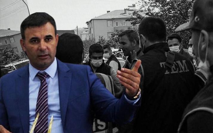 Eski Iğdır Belediye Başkanı HDP'li Yaşar Akkuş'a 7 yıl 6 ay hapis cezası