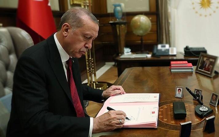 Cumhurbaşkanı Erdoğan 4 ismi HSK üyeliğine seçti karar Resmi Gazete'de yayımlandı