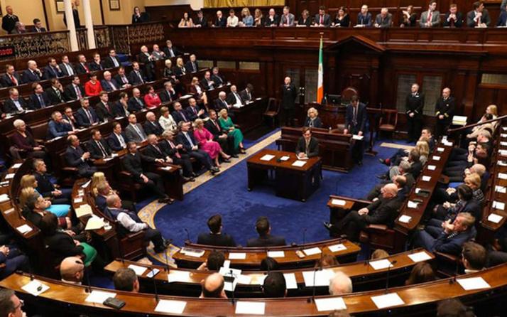 İsrail'e şok! İrlanda parlamentosu işgali 'fiili ilhak' olarak tanımladı