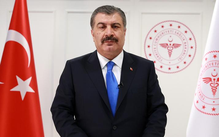 Bakan Fahrettin Koca, 20 bine yaklaşan vaka sayısı sonrası çağrıda bulundu