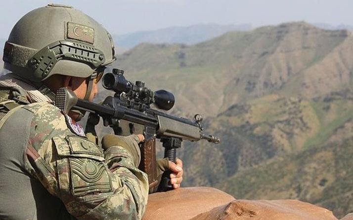 MSB: Suriye'den Türkiye'ye girmeye çalışan 4 PKK'lı yakalandı