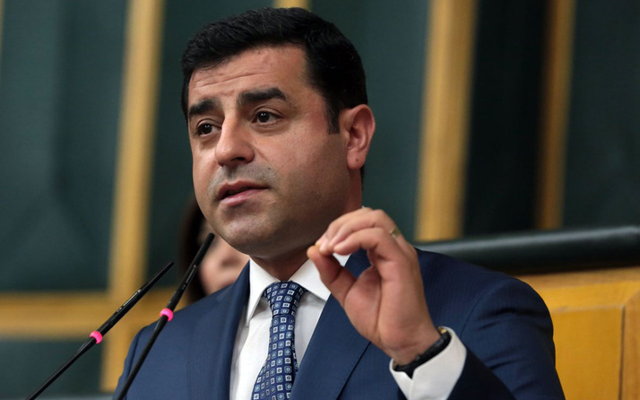 Son dakika! Selahattin Demirtaş'a hapis cezası