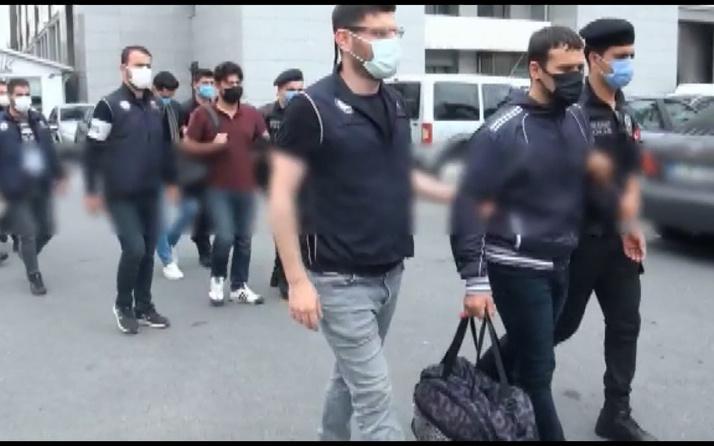 İstanbul merkezli 9 ilde FETÖ'nün TSK yapılanmasına operasyon