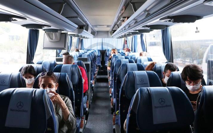 Şehirler arası seyahatlere 'normalleşme' indirimi