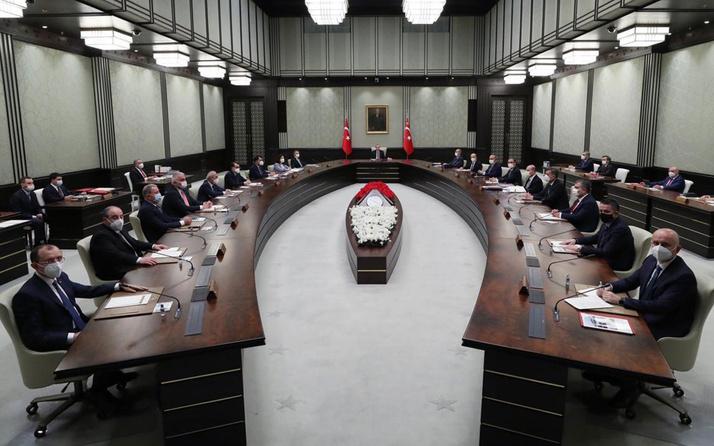 Kabine toplantısı başladı! Maske takma zorunluluğu kalkıyor sokağa çıkma yasağı yok