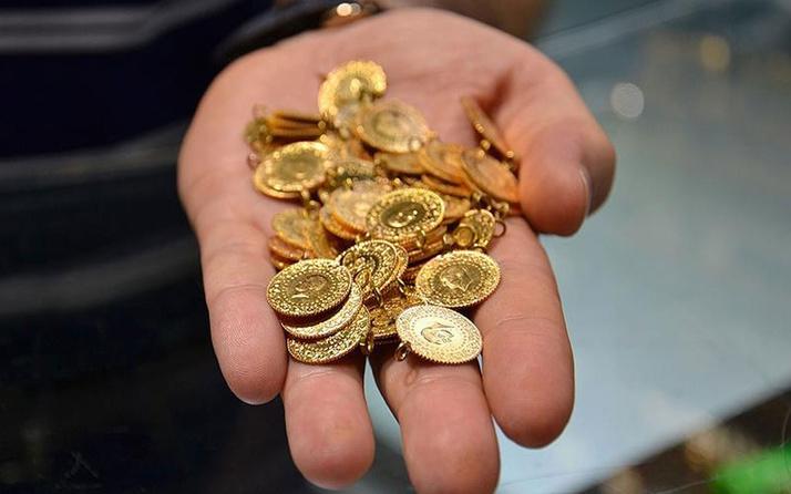 Altında da sahtecilik artıyor! Gramajları düşürülmüş çeyrek ve tam altınlar ele geçirildi