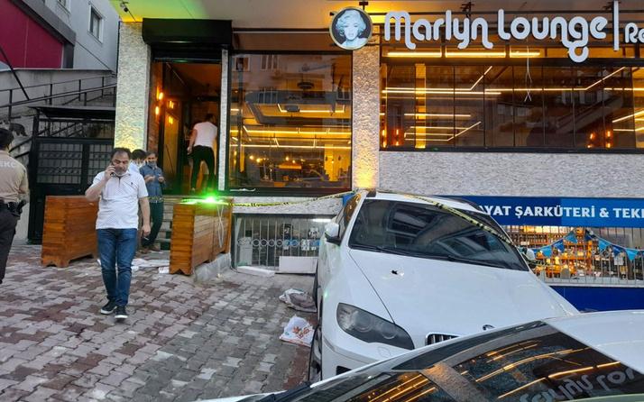 Eyüpsultan'da kafeye silahlı saldırı: 1 ölü 2 yaralı