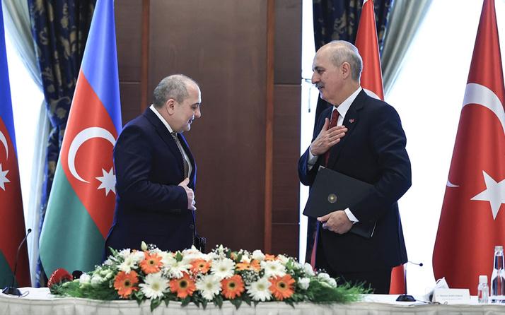 AK Parti ile Yeni Azerbaycan Partisi arasında iş birliği protokolü imzalandı