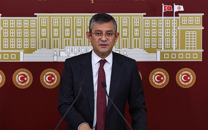 CHP'li Özgür Özel'den TBMM Başkanı Şentop'a 'meczup' yanıtı