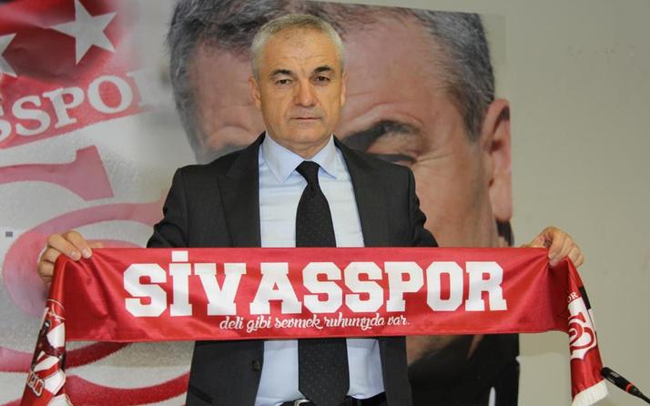 Sivasspor Rıza Çalımbay ile nikah tazeledi
