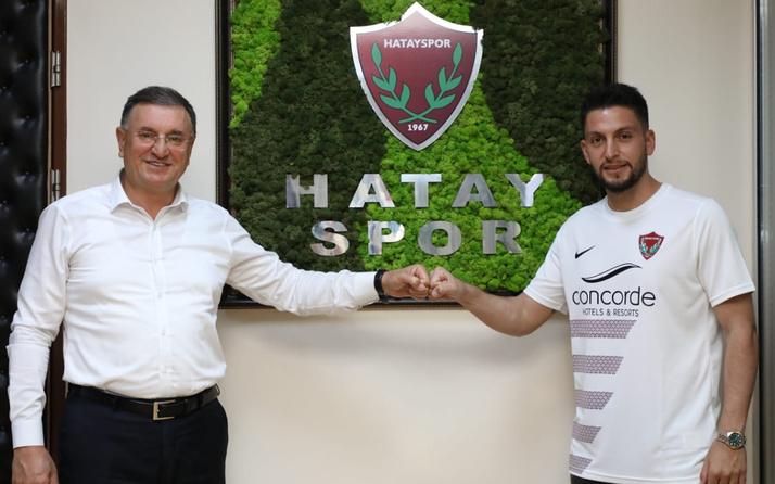 Hatayspor'dan bek transferi: Bülent Cevahir'le 3 yıllık sözleşme