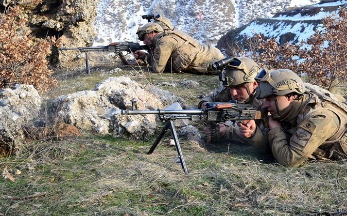 PKK'ya bir pençe daha indirildi Milli Savunma Bakanlığı duyurdu