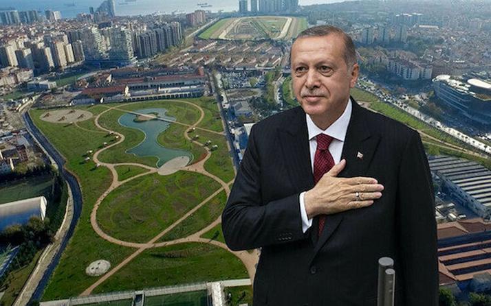 Cumhurbaşkanı Erdoğan bugün 10 millet bahçesini daha açacak