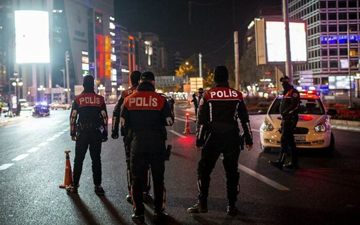 Türkiye'de sokağa çıkma kısıtlaması başladı! İşte tüm detaylar