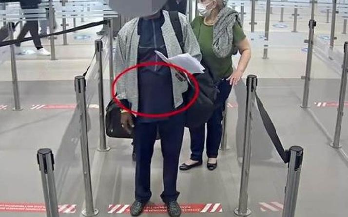 İstanbul Havalimanı'nda Nijerya uyruklu yolcunun midesinden bin 844 gram kokain çıktı