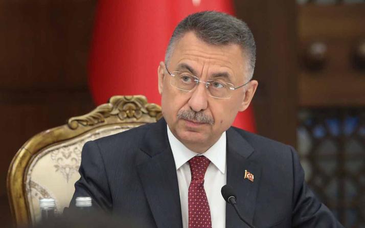 Fuat Oktay CHP'ye verdi veriştirdi: Cehaletin ve ihanetin yansıması