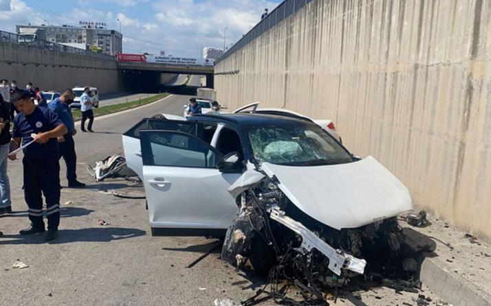 Hatay'da katliam gibi trafik kazası: 4 ölü, 3 yaralı