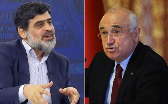 Cemil Çiçek'in Sedat Peker'in iddialarıyla ilgili sözlerine tepki yağdı