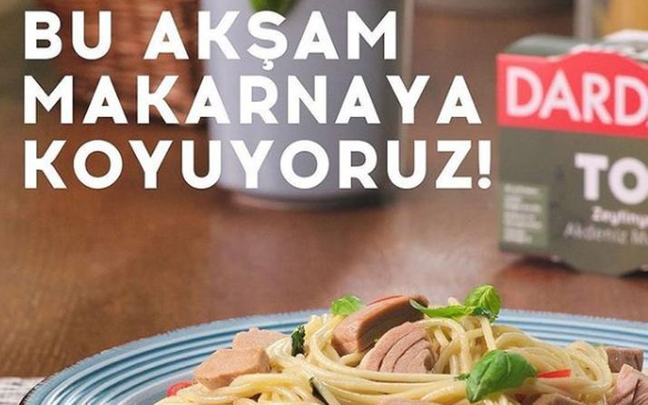 Dardanel'in Türkiye-İtalya maçı reklamı tepki çekti şirket paylaşımı kaldırdı