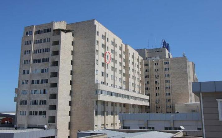 Samsun'da feci olay! Tedavi gördüğü hastanenin 8'nci katından düşen akademisyen öldü