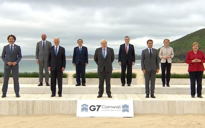 G7 zirvesinde flaş Çin kararı Türkiye'yi de ilgilendiriyor