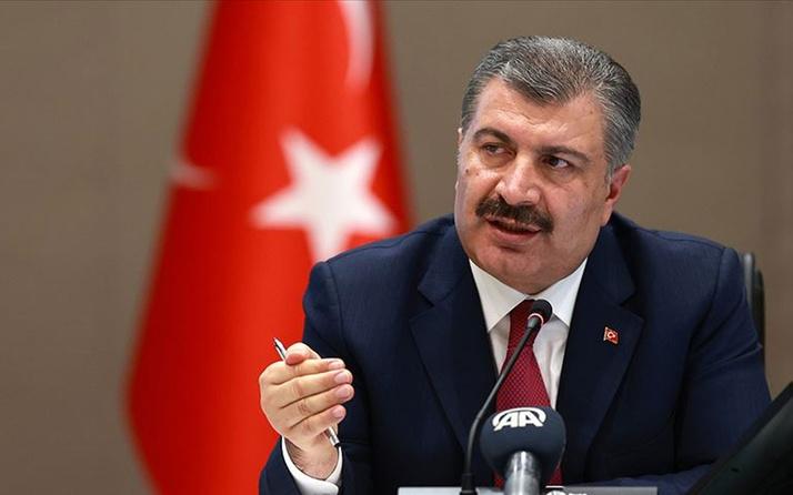 Sağlık Bakanı Fahrettin Koca açıkladı! İşte vaka sayısı en çok artan iller....