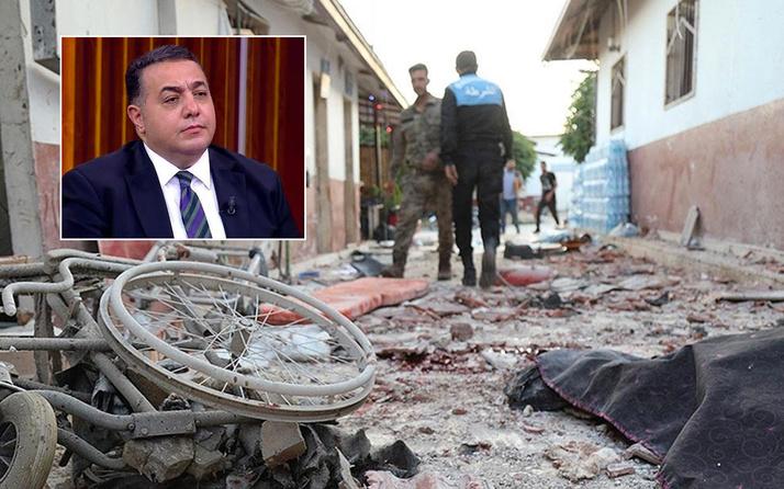YPG hastaneye saldırdı 13 sivili öldürdü Zafer Şahin'den Türk Tabipleri Birliği'nin sessizliğine tepki