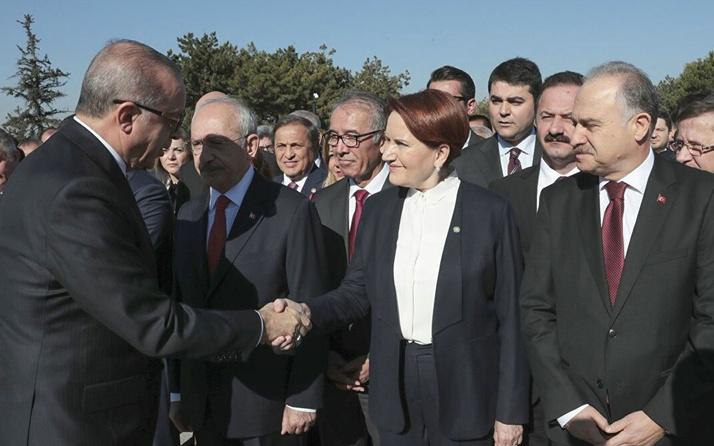 Ak Parti'nin İYİ Parti stratejisi değişti! Akşener'in Netanyahu'ya benzetmesi ipleri kopardı