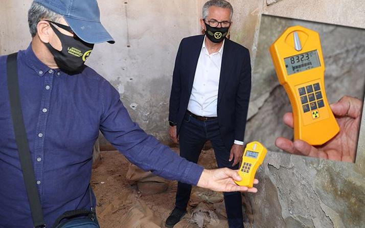 'Tüm İzmir risk altında' dedi! Gaziemir'de radyasyon normal değerin 7 bin kat fazlası çıktı