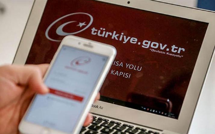 e-Devlet'te kullanıcı sayısı 55 milyona yükseldi