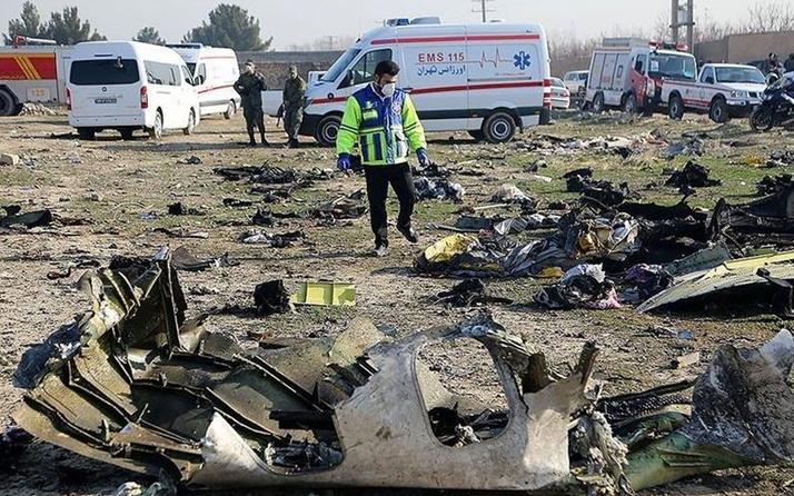 İran, düşürülen Ukrayna uçağıyla ilgili kendi belirlediği tazminatı ödeyecek