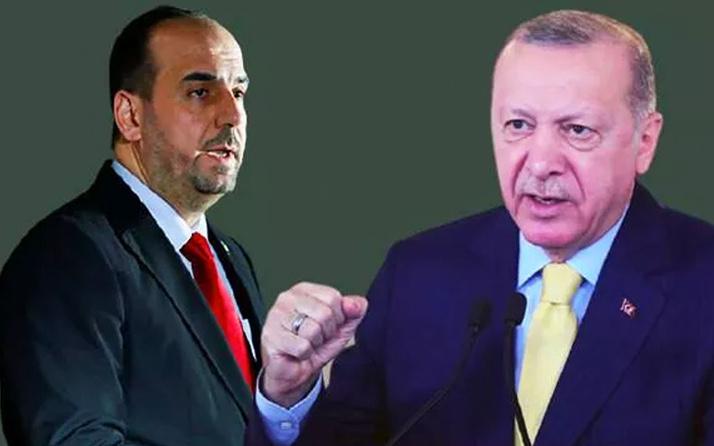 Suriye'den Erdoğan'a çağrı: Türkiye'den askeri müdahale talep ediyoruz