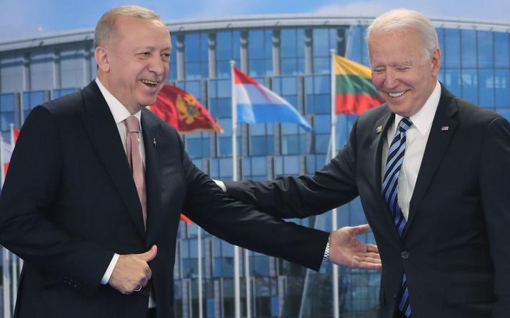 Erdoğan'ın liderlerle görüşmeleri dünya basınında