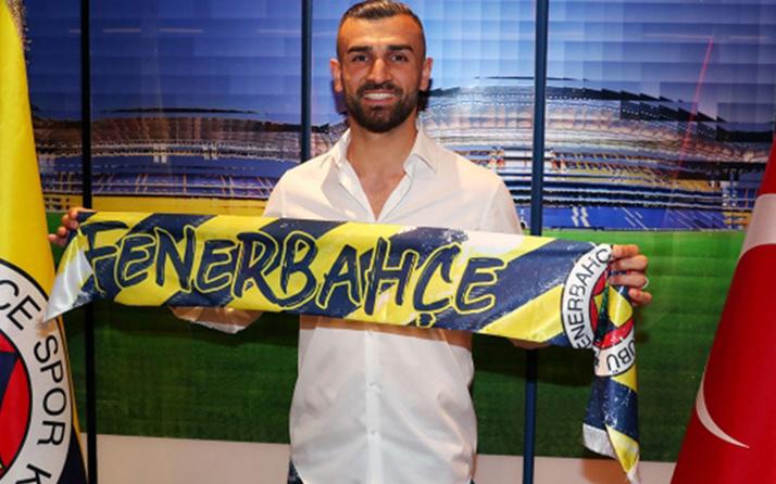 Serdar Dursun iddialı: Fenerbahçe'yi şampiyonluğa taşıyacağım