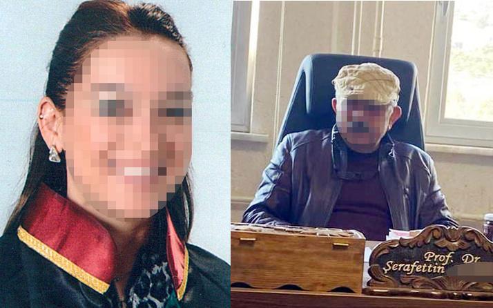 Konya'da profesöre kadın avukata tacizden soruşturma, şantajdan dava