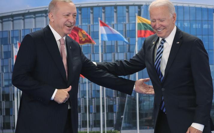 Erdoğan neden hamdolsun dedi? Biden ile görüşmesindeki o detay