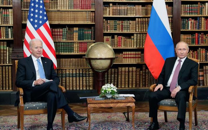 Putin Biden görüşmesinde büyük heyecan! 36 yıl sonra ilk