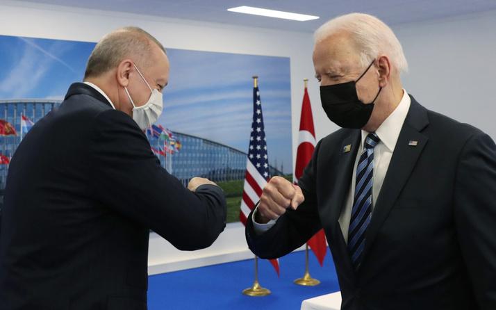 Erdoğan ile Biden'in görüşmesi sonrası çarpıcı S-400 açıklaması
